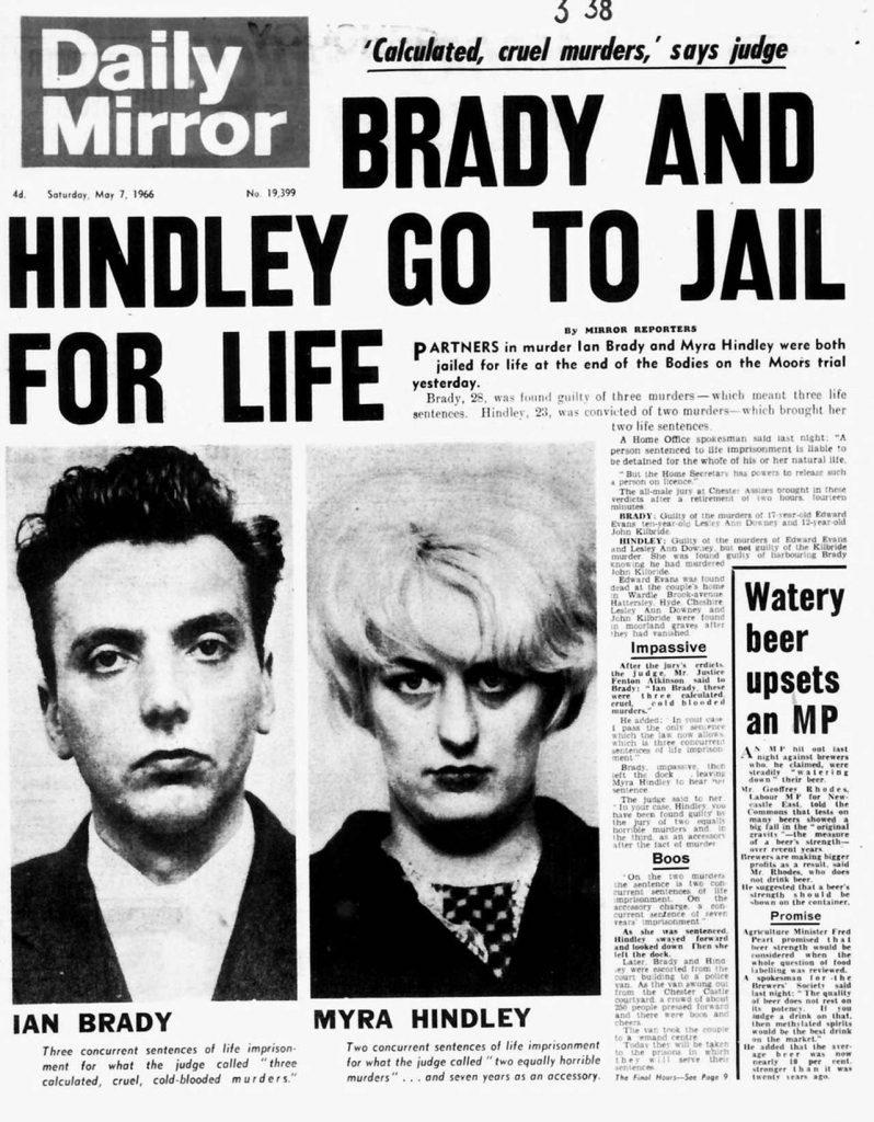快楽殺人を繰り返す全英最凶の女…マイラ・ヒンドリー – 本当にあった閲覧注意