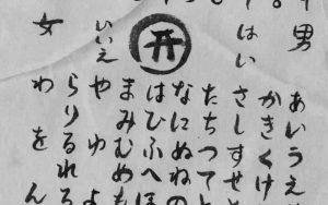 【シリーズ・都市伝説】日本の禁じられたアソビ…こっくりさん