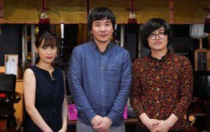 鈴木光司氏が語った「リング」の誕生秘話…!新番組「松原タニシのホラー学 〜創造するコワイ世界〜」