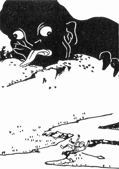 【シリーズ・都市伝説】巨人伝説「ダイダラボッチ」
