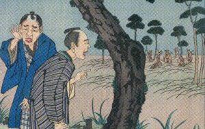 【シリーズ・都市伝説】どこからともなく聞こえる「馬鹿囃子(本所七不思議)」