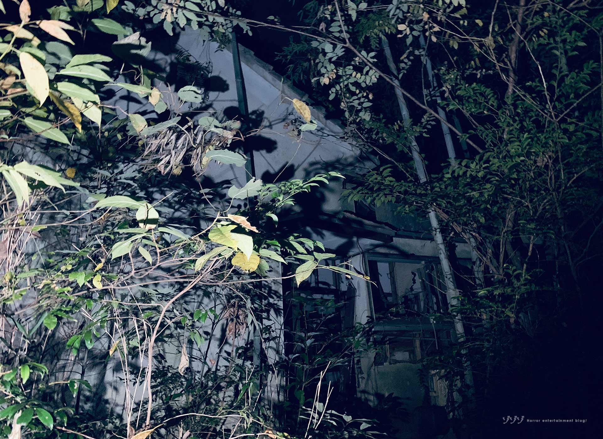 【シリーズ・心霊スポット】イノチャン山荘