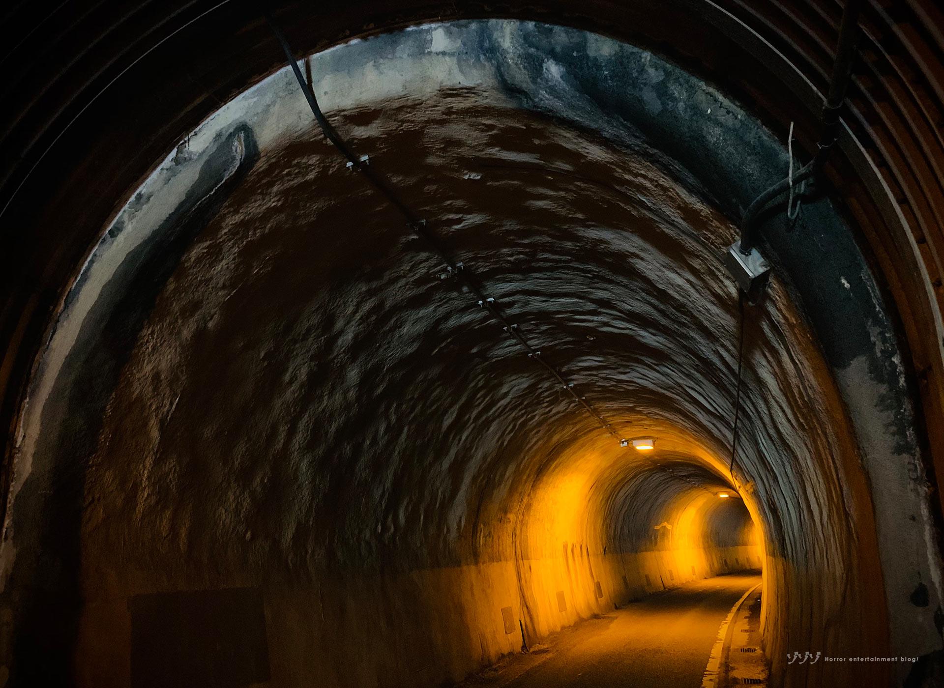 【シリーズ・心霊スポット】清滝トンネル