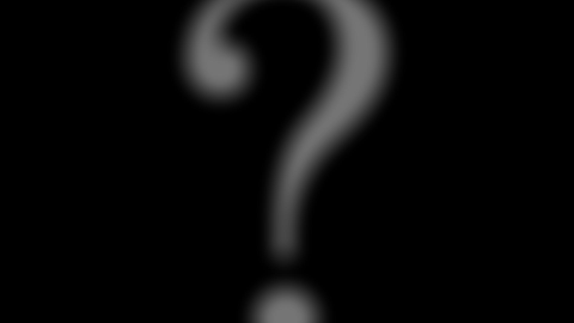 謎のオカルトホラー新プロジェクト「?(仮)」が6月5日始動?公開される動画は異例の深夜帯のみの限定公開!
